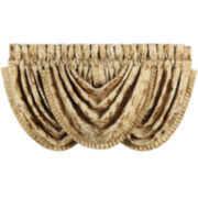 Queen Street® Nottingham Gold Valance