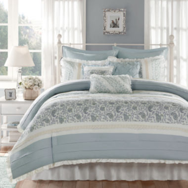 jcpenney.com | Madison Park Vanessa 9-pc. Comforter Set