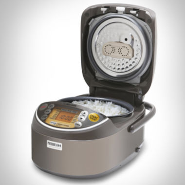 jcpenney.com | Zojirushi™ 10-Cup Induction Heating Pressure Rice Cooker and Warmer