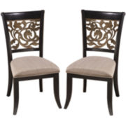 Lorena Set of 2 Dining Chairs