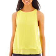 MNG by Mango® Layered Tank Top