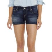 Levi's® Shortie Shorts