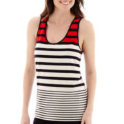 Liz Claiborne® Weekend Tank Top