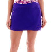 Xersion™ Ruched Skort - Plus