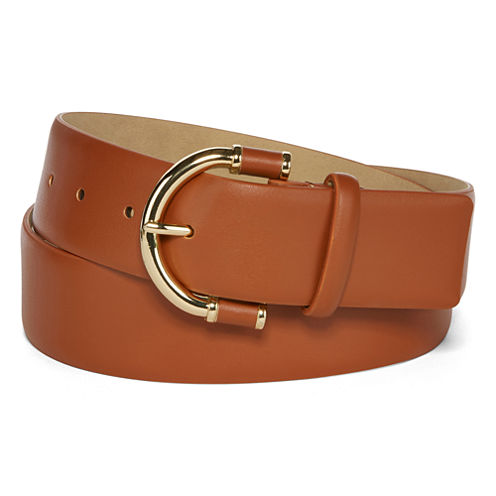 Liz Claiborne® Luggage Wrapped Buckle Belt