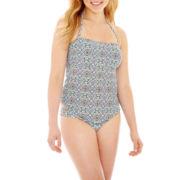 Arizona Print Bandeaukini Swim Top or Hipster Bottoms - Juniors