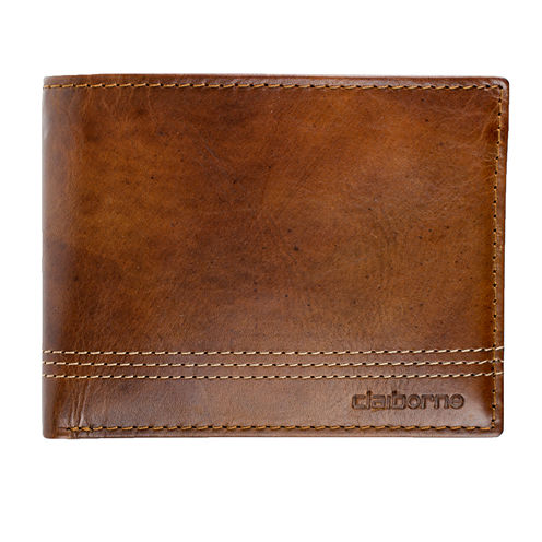 Claiborne® Leather Pocketmate Wallet