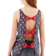 Arizona Bow-Back Star Tank Top