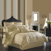 Queen Street® Nottingham Gold 4-pc. Comforter Set & Accessories