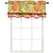 Waverly® Charismatic Honeysuckle Valance