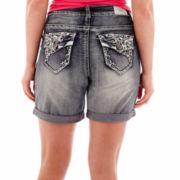 ZCO Scroll Flap-Pocket Shorts - Plus