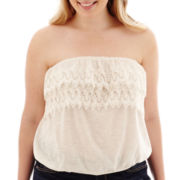 Arizona Crochet Tube Top - Plus