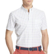 IZOD® Short-Sleeve American Riviera Woven Shirt