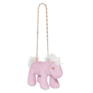 jcpenney.com | Toby Girls' Mini Gingham Olly Purse