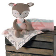 Lolli Living Softie Knitted Blanket - Sparrow