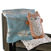 Lolli Living Woods Softie Knitted Blanket