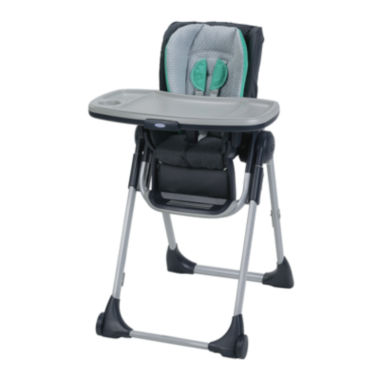 jcpenney.com | Graco® Basin Swift Fold™ LX Highchair
