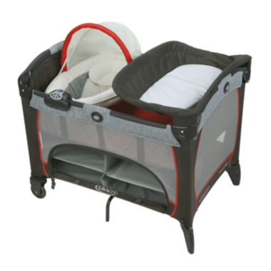 jcpenney.com | Graco® Pack 'n Play® with Newborn Napper® DLX