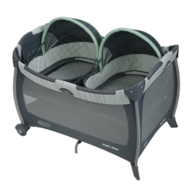 jcpenney.com | Graco® Napper with Twins Bassinet Playard