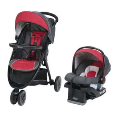jcpenney.com | Graco® FastAction Fold Sport LX Click Connect™ Travel System
