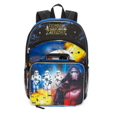 jcpenney.com | Star Wars® The Force Awakens Backpack with Lunchkit - Boys
