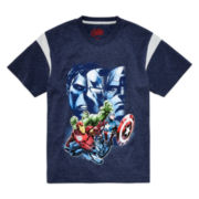 Marvel® Short-Sleeve Collage Masks Tee - Boys 8-20
