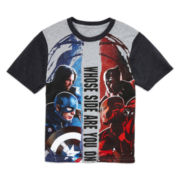 Marvel® Short-Sleeve Civil War Tee - Boys 8-20