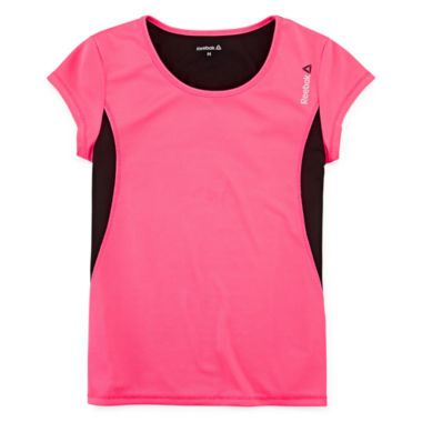 jcpenney.com | Reebok® Short-Sleeve Dance Moves Tee - Girls 7-16