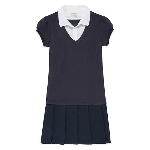 IZOD® Layered Look Dress