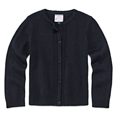 jcpenney.com | IZOD® Long-Sleeve Cardigan Sweater - Preschool Girls 4-6x