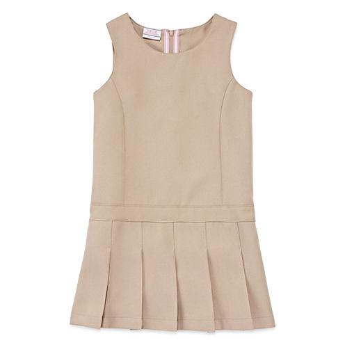 IZOD® Sleeveless Jumper Dress - Preschool Girls 4-6x