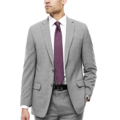 Claiborne® Plaid Suit Jacket - Classic-Fit