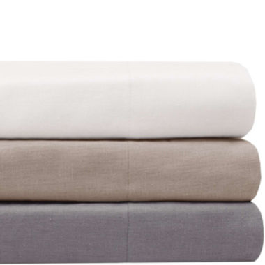 jcpenney.com | Madison Park Signature Cotton Linen Sheet Set