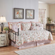 Waverly® Retweet Reversible 5-pc. Quilt Daybed Set & Accessories