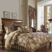 Queen Street® Catherine 4-pc. Comforter Set & Accessories