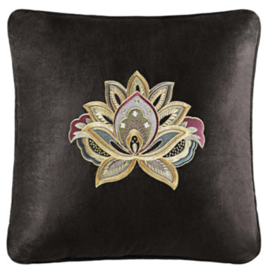 "jcpenney.com | Queen Street® Catherine 18"" Square Decorative Pillow"