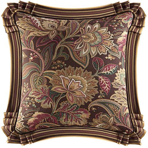 "Queen Street® Catherine 20"" Square Decorative Pillow"
