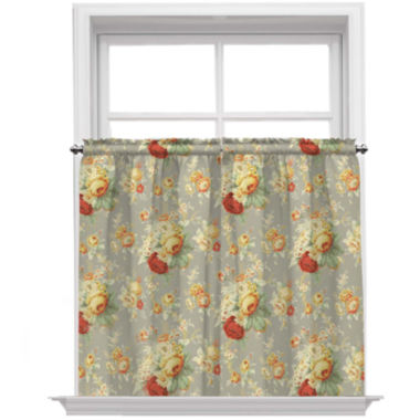 jcpenney.com | Sanctuary Rose Rod-Pocket Window Tiers