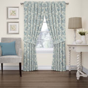 Charmed Life Rod-Pocket Curtain Panel