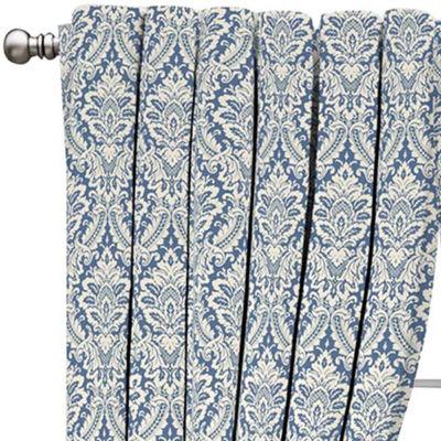 Waverly Donnington Rod Pocket Curtain Panel Jcpenney
