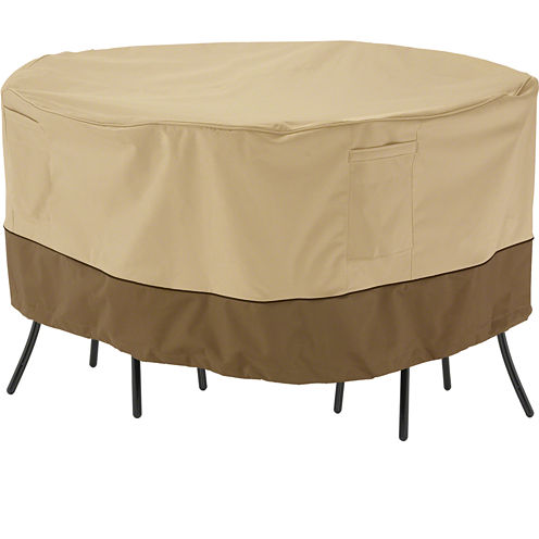 Classic Accessories® Veranda Bistro Table & 2-4 Chairs Cover