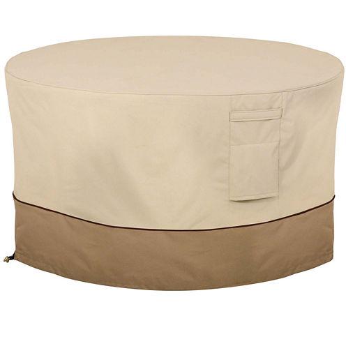 """Classic Accessories® Veranda 42"""" Round Fire Pit Table Cover"""