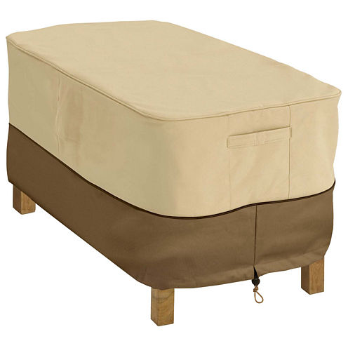 Classic Accessories® Veranda Rectangular Coffee Table Cover