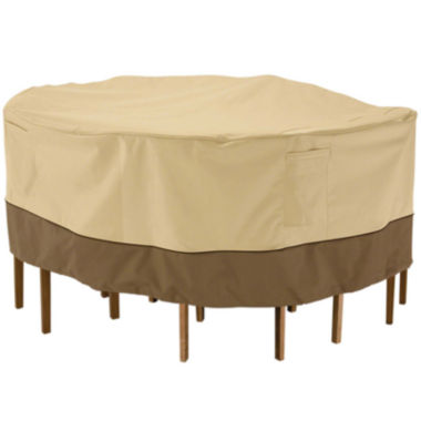jcpenney.com | Classic Accessories® Veranda Large Round Table and Chairs Cover