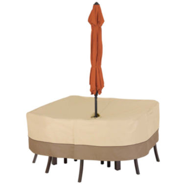 jcpenney.com | Classic Accessories® Veranda Square Table with Umbrella Hole Cover