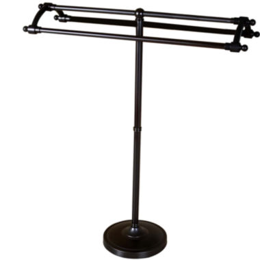 jcpenney.com | Kingston Brass Round Base Pedestal Towel Rack