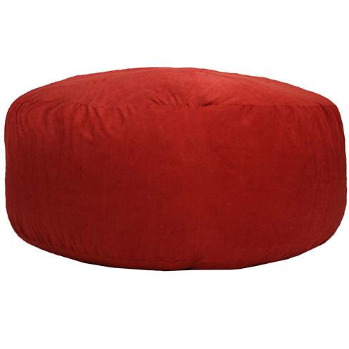 Comfort Cloud® Suede Beanbag