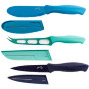 Fiesta® 6-pc. Prep Knife Set