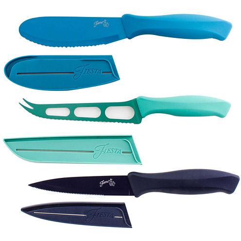 Fiesta® 6-pc. Prep Knife Set