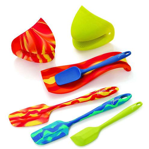 Fiesta® 7-pc Silicone Kitchen Set